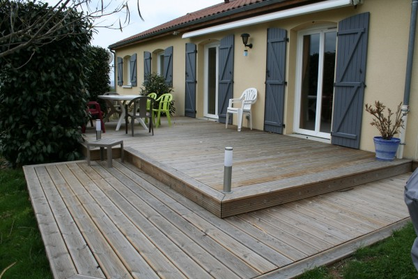 Scierie du limousin am nagement de jardin et carrelage for Amenagement jardin 87